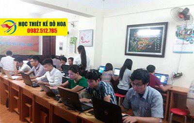 Khóa học đồ họa ngắn hạn tại Nam Từ Liêm, Hà Nội