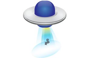 Hướng dẫn vẽ mô hình đĩa bay (UFO) bằng Illustrator