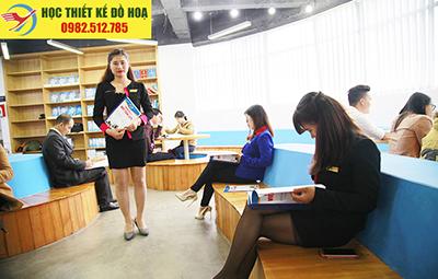 Học Photoshop tại Hà Nội