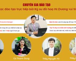 Khóa học Illustrator ngắn hạn tại Trần Đăng Ninh-Cầu Giấy-Hà Nội