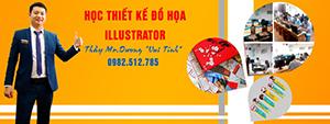 Khóa học illustrator tại Nguyễn Trãi, Hà Đông, Hà Nội
