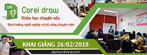 Khóa học corel draw tại Dương Nội, Hà Đông, Hà Nội