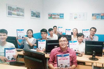 Hình ảnh lớp học photoshop tại La Phù, Hoài Đức, Hà Nội