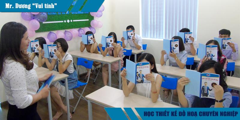 lớp học 3ds max tại TPHCM